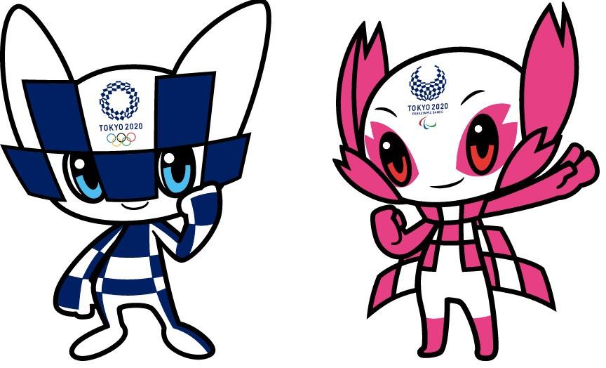 未來永遠郎和染井吉將出任奧運、帕運吉祥物(圖/維基百科)
