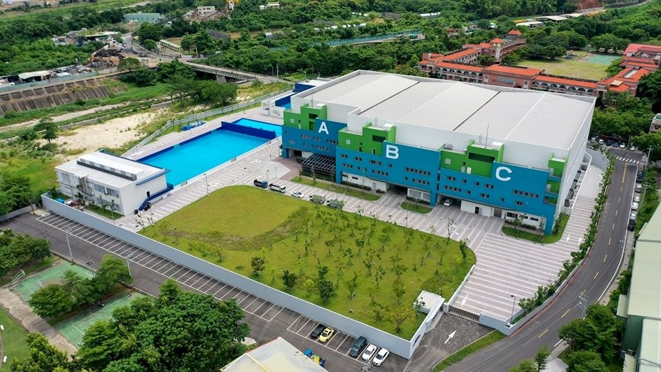 Central Taiwan Film Studios (Photo from Taichung City Government)