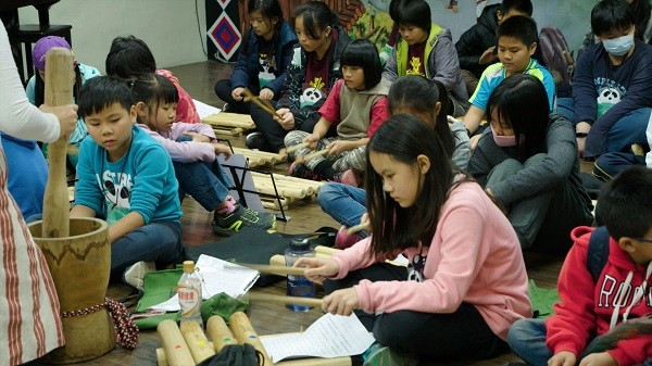 Two Taiwan elementary schools team up to provide unique learning experiences