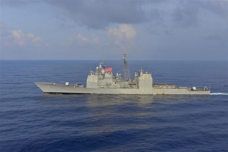 安提坦號(圖/美國海軍)