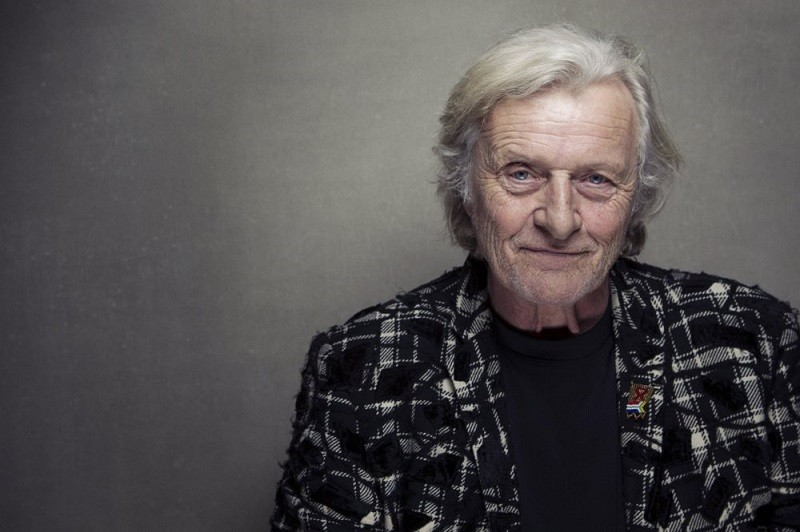This Jan. 19, 2013 file photo shows actor Rutger Hauer at the Sundance Film Festival in Park City, Utah. (AP photo)
