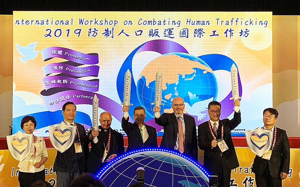 Taiwan hosts workshop combating human trafficking (Global News for New Immigrants photo)