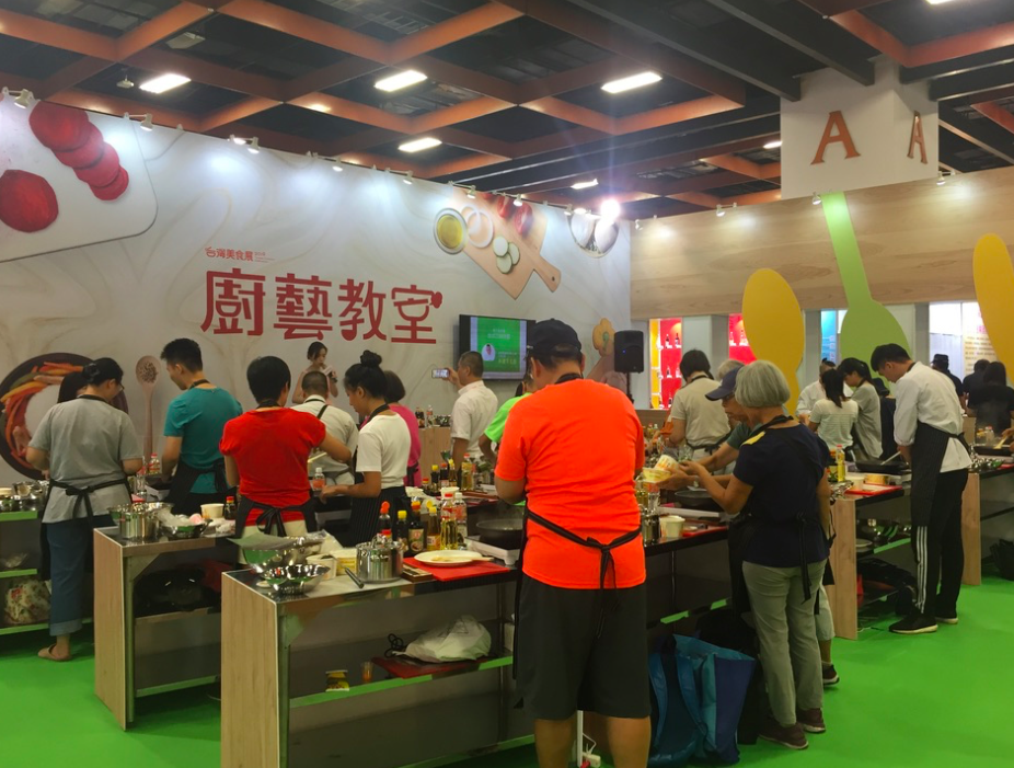 Taiwan Culinary Exhibition 2019 to offer multicultural fare, cooking classroom