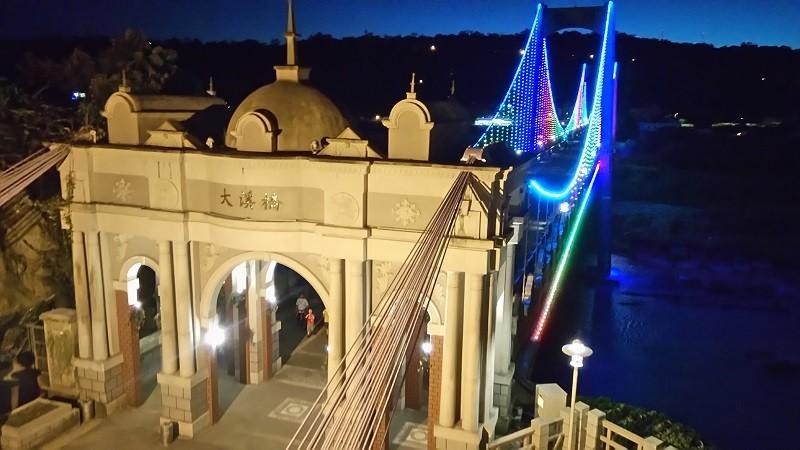 Daxi Bridge. (George Liao photo)