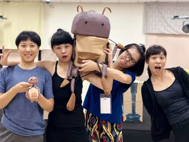 Performing arts troupe Team Furry Tails (CNA photo)