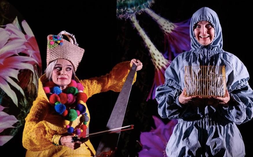 澳洲劇團受邀至台北兒童藝術節演出(圖/台北兒童藝術節)