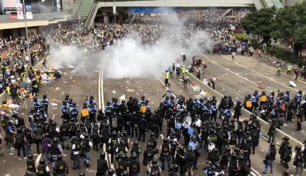China's disregard for HK freedoms shows why Taiwan must take a stand