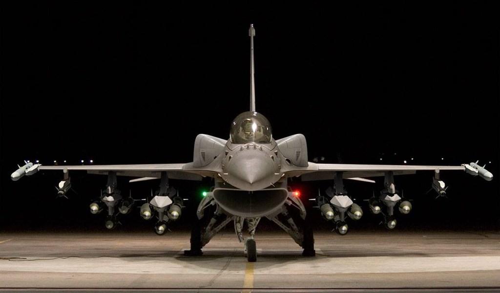 The F-16V 'Viper' fighter jet (photo courtesy of Lockheed Martin).