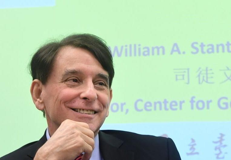 William Stanton (CNA photo)