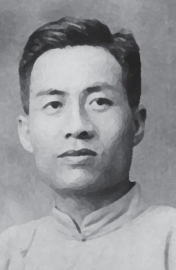 Taiwanese People's Party founder Chiang Wei-shui.