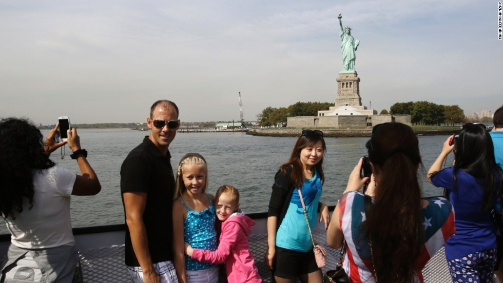 Number of Taiwanese visiting U.S. rises in first half of 2019