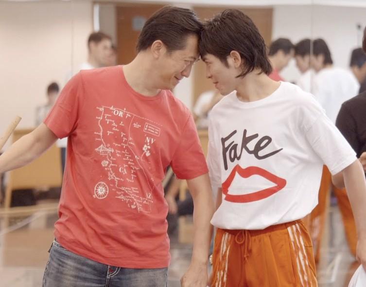 「西哈遊記-魔二代再起」由庾澄慶(左)、蕭敬騰(右)領銜主演(圖/耳東劇團)