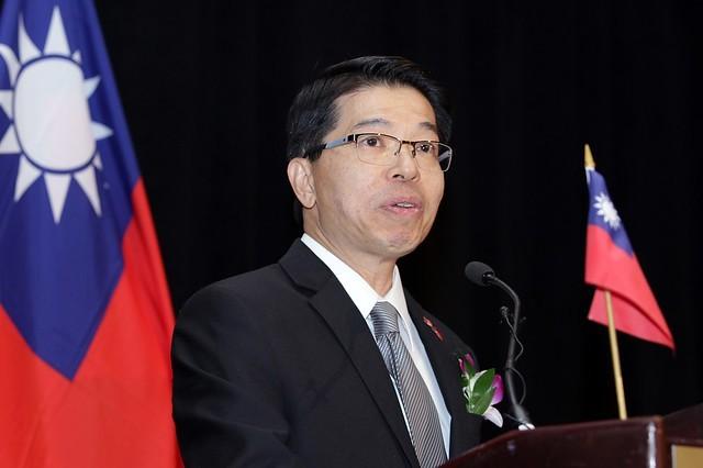 Taiwan representative to Canada, Winston Chen (MOFA photo)