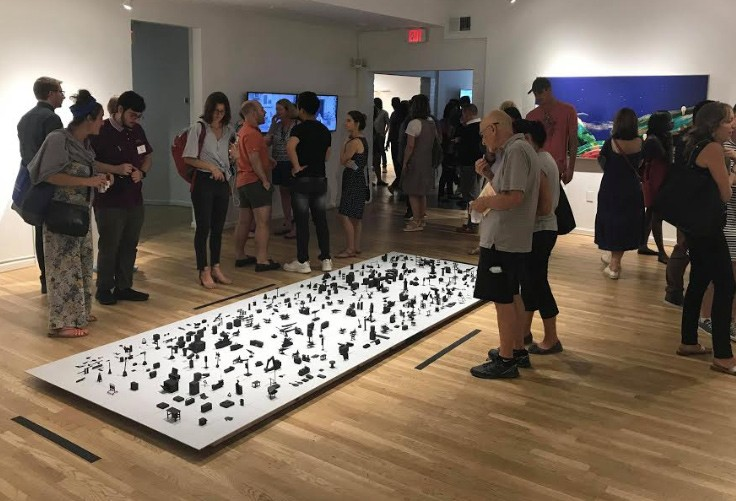 「台灣當代藝術展」已於美國展出(圖/文化部)