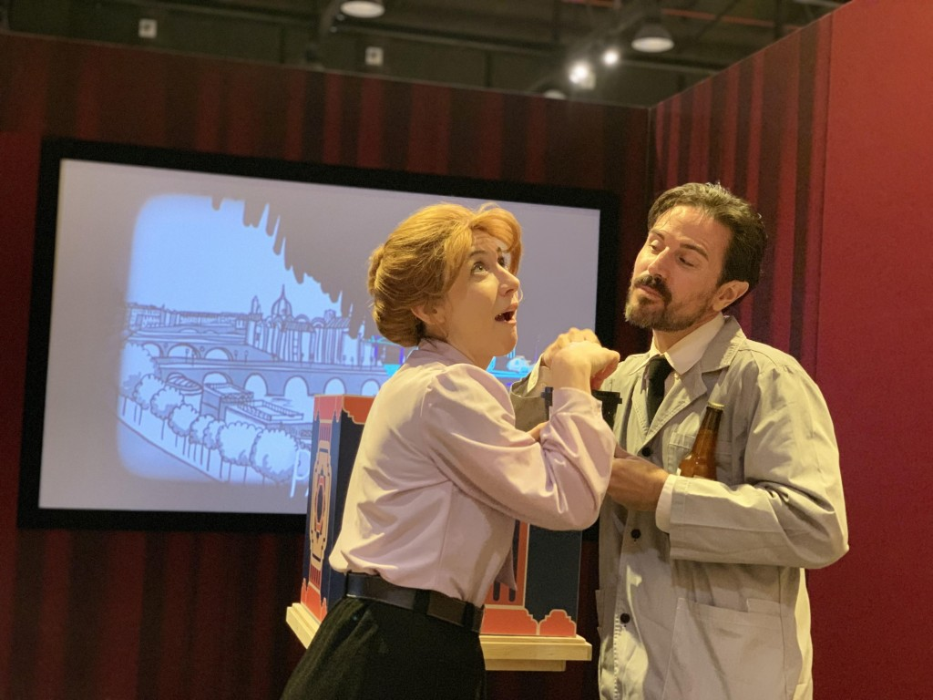 Maria Curie musical will kick off in Taipei. (NTSEC photo)