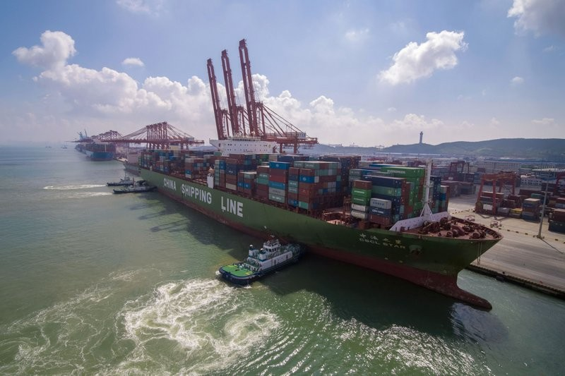 China exports recover despite trade war