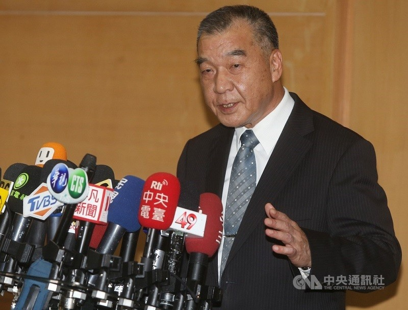 Taiwan intelligence agency chief moves 20 off    | Taiwan News