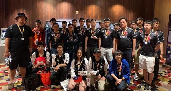 Taiwan's HITCON x BFKinesiS (Photo taken from HITCON Facebook page)