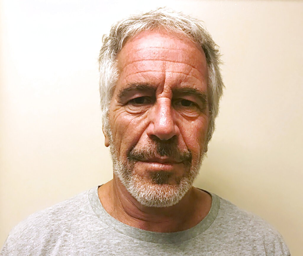 Justice Department Reassigns Warden Of Prison Where Jeffrey Epstein Died