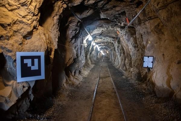 The Subterranean Challenge requires teams to perform various tasks underground. (photo: DARPA's Facebook page)