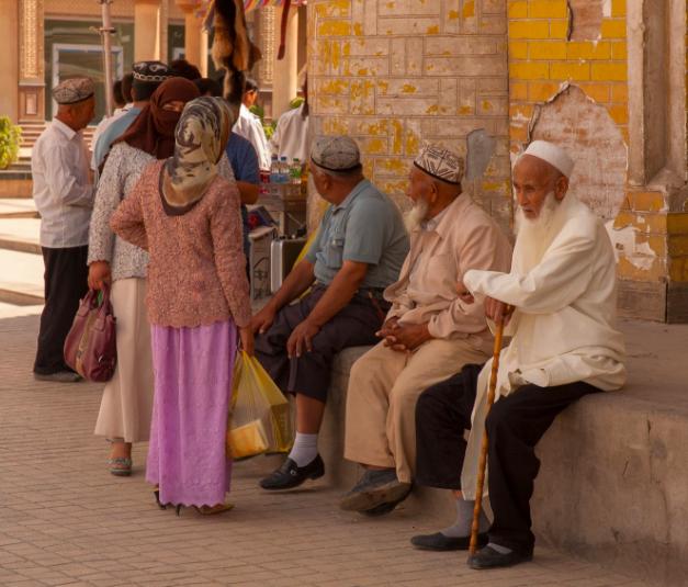 新疆維吾爾難民擔憂被遣返中國(示意圖/Pexels使用者Marc Curtis)