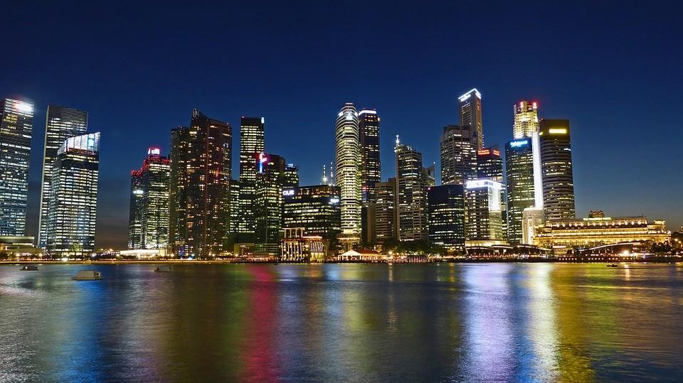 Singapore Skyline (Pixabay photo / cegoh)