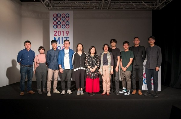 Winners of 2019MIT (photo: ART TAIPEI's Facebook page)