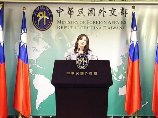 MOFA spokesperson Joanne OU (CNA photo)
