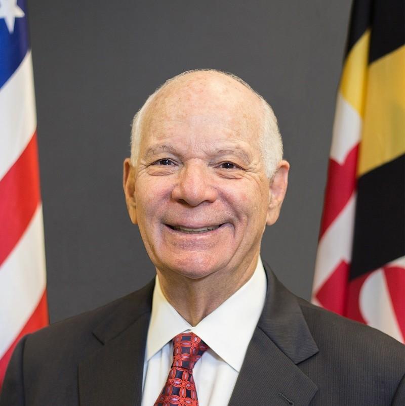 U.S. senator Ben Cardin. (Wikimedia Commons photo)