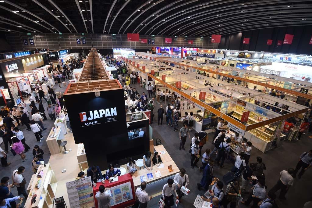 美食博覽會(圖/香港貿發局)