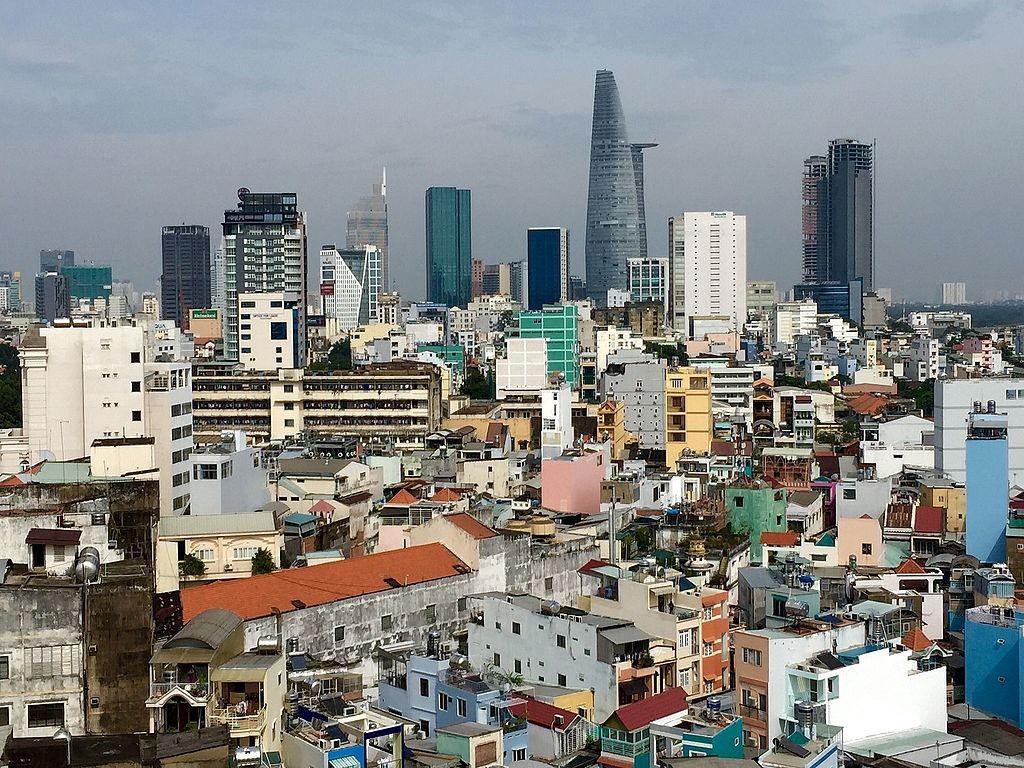 Ho Chi Minh City (photo by trungydang)