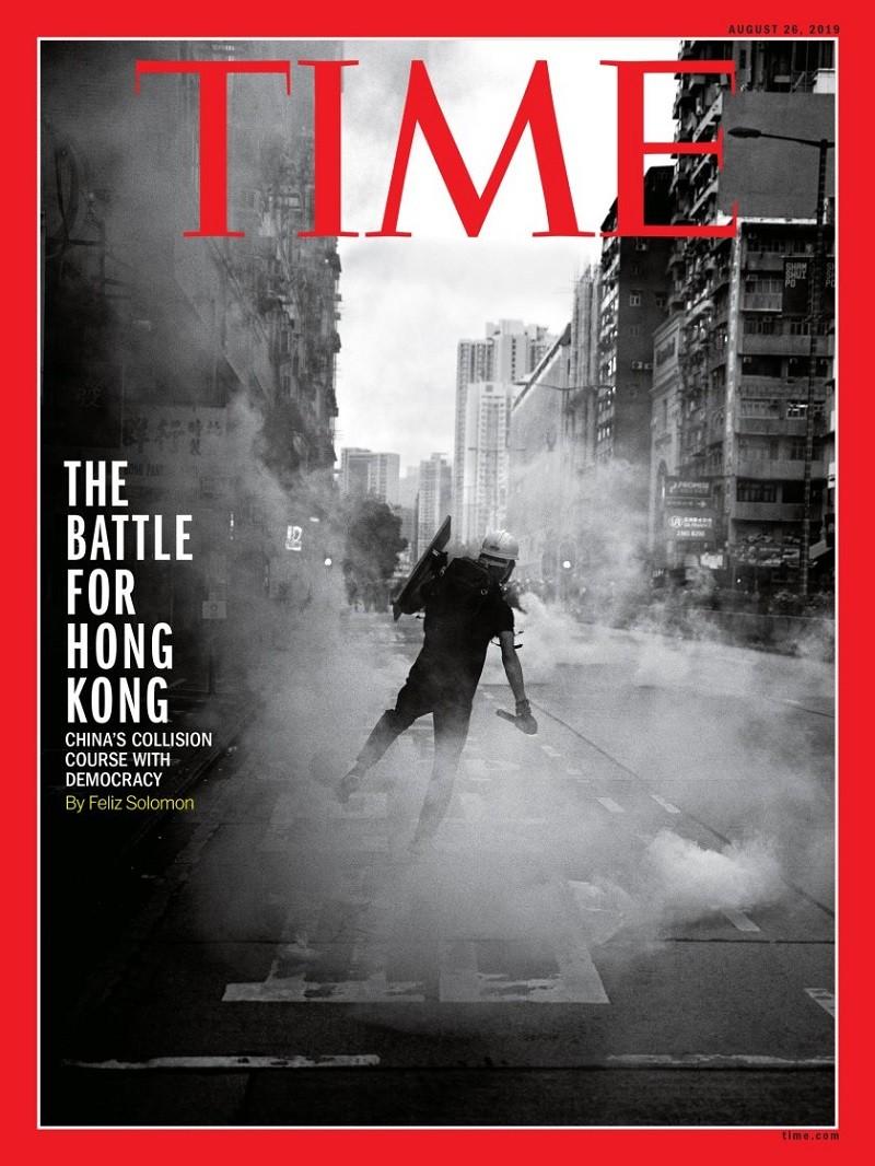 (Time Magazine photo)