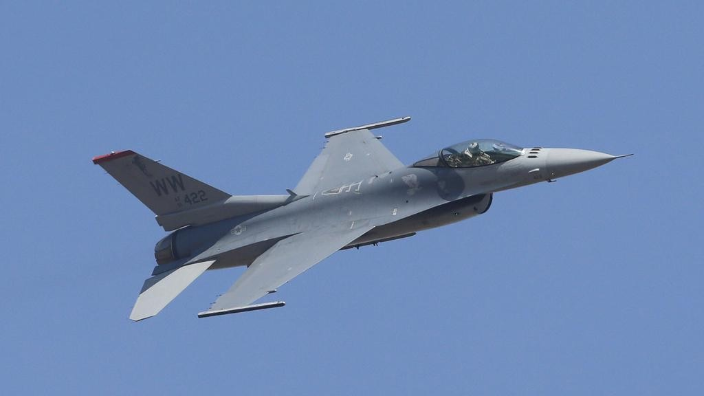 Democratic, Republican lawmakers back $8 billion F-16 sale to Taiwan