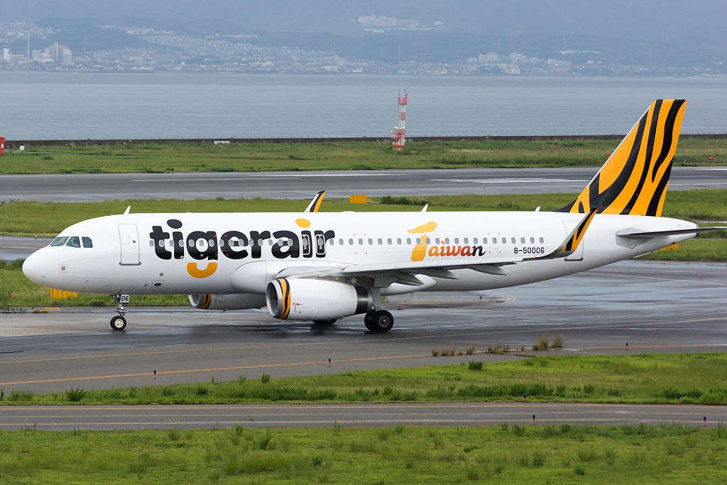 Tigerair Taiwan to buy and lease total of 15 Airbuses next year (photo by lasta29).