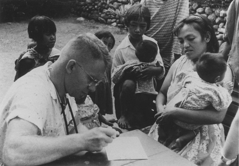 創建門諾醫院的美籍醫師薄柔纜,27歲起開始在台灣行醫,直到...