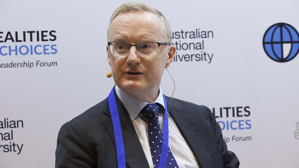 Reserve Bank of Australia governor Philip Lowe (Flickr photo)
