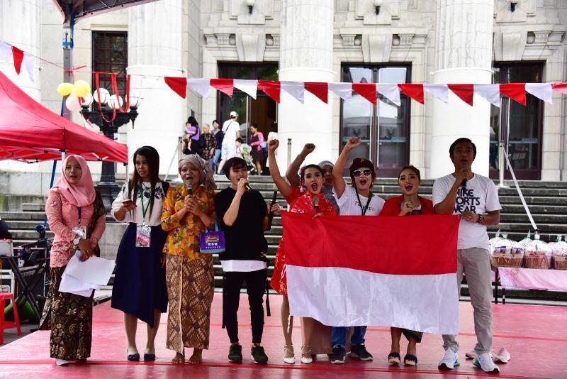 台博館結合文化與歷史 印尼國慶日首度公演移工來台故事