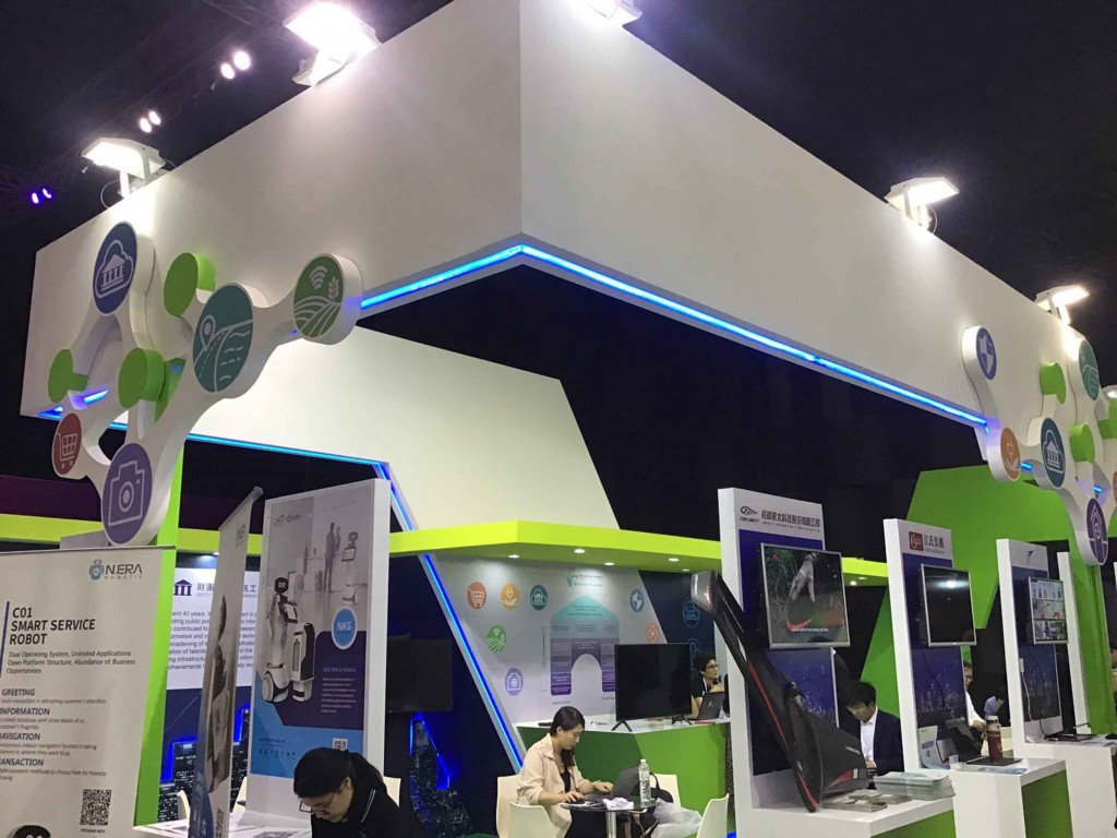 China censors strike in Thailand: Taiwan booth at ASEAN Smart City expo forced to remove sign