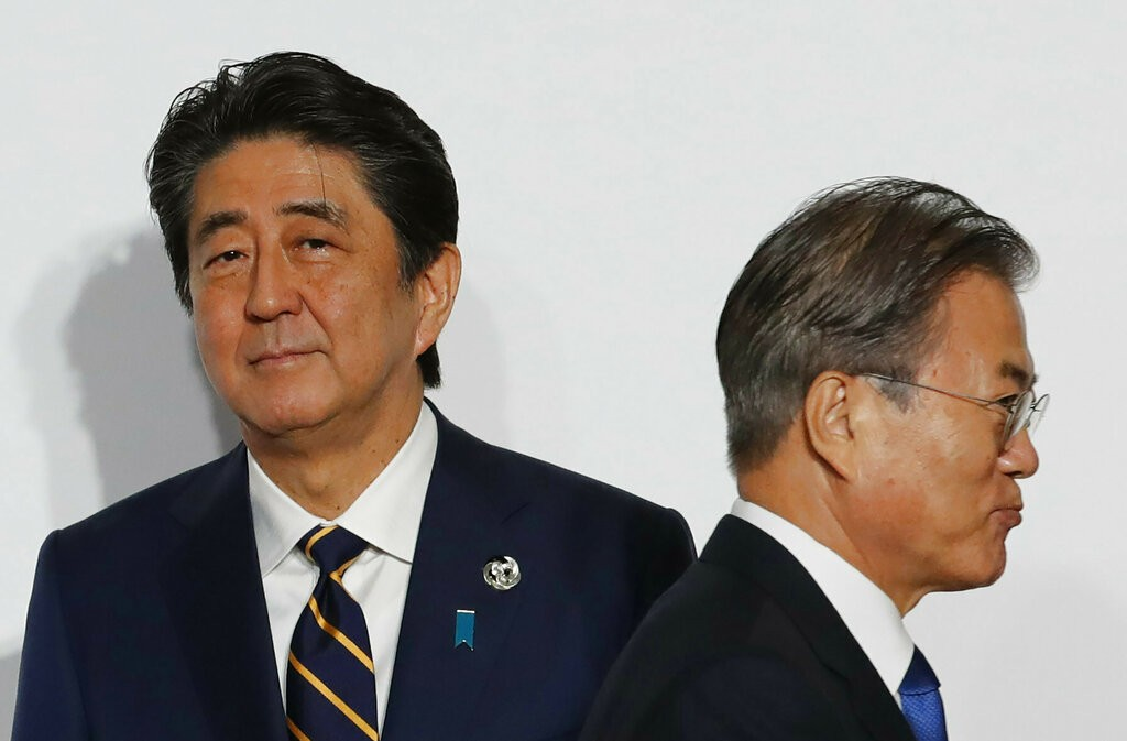 South Korean leader says Japan dishonest over wartime past