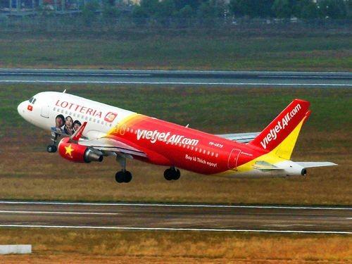 Vietjet to fly between Taiwan and Da Nang.