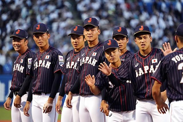 日本U18代表隊(圖/日本高中棒球聯盟官網)