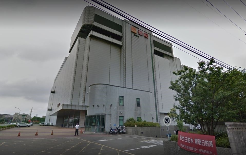 Chunghwa Picture Tubes has decided to lay off 2,100 employees (Image from www.google.com.tw/maps).