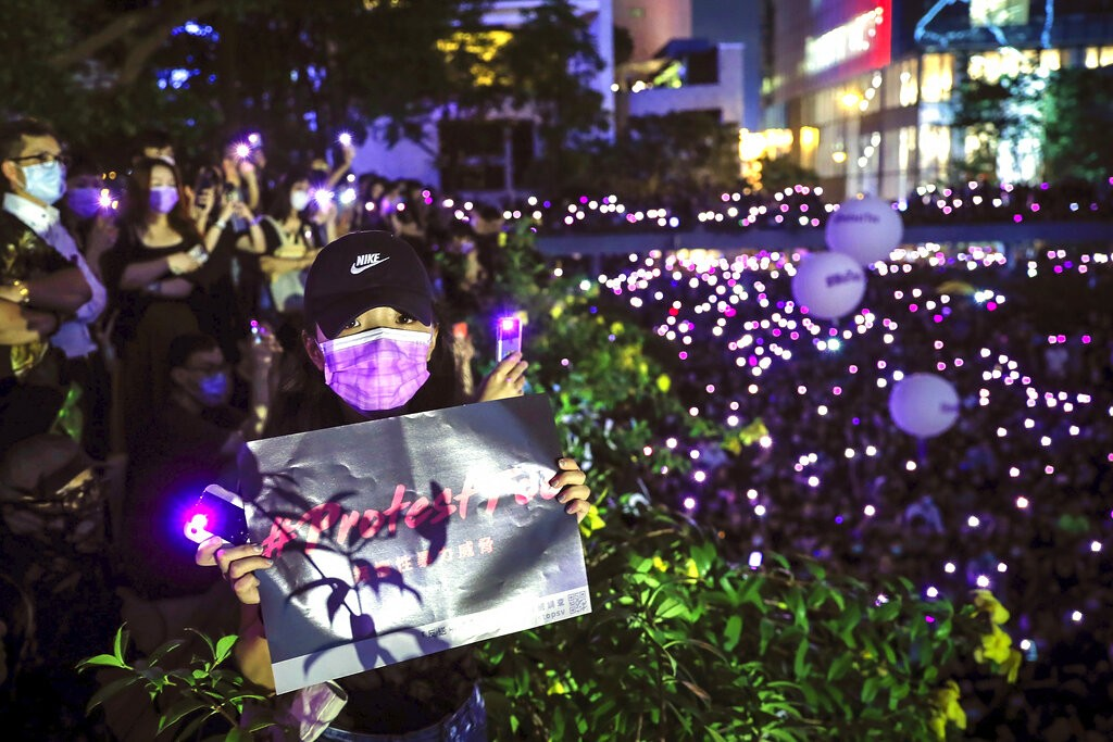 #ProtestToo rally against police's sexual violence on Aug. 28