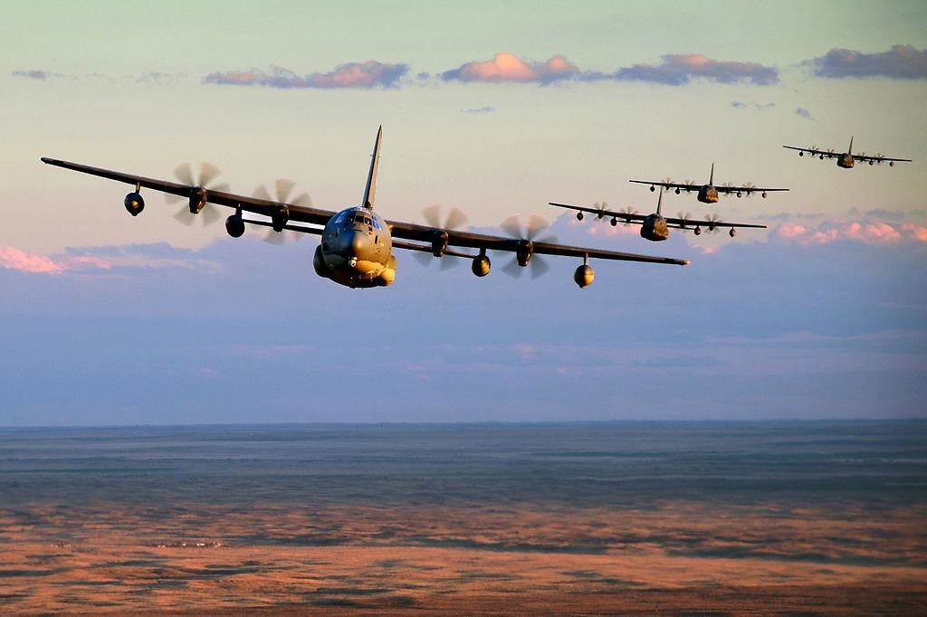 MC-130J特戰運輸機(圖/Wikimedia Commons by Matthew Plew)