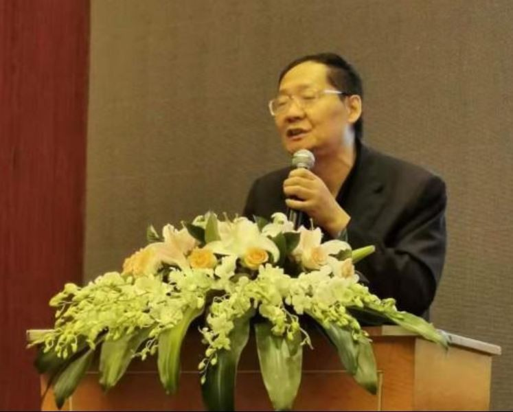 World Civilization Research Association Vice President and Secretary-General Zhai Guiyun (Sina Online photo)