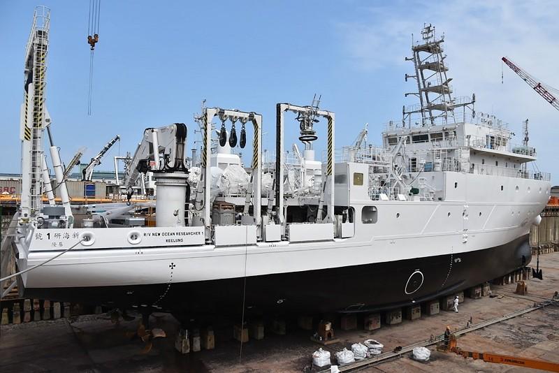 New Ocean Researcher 1 (CNA photo)