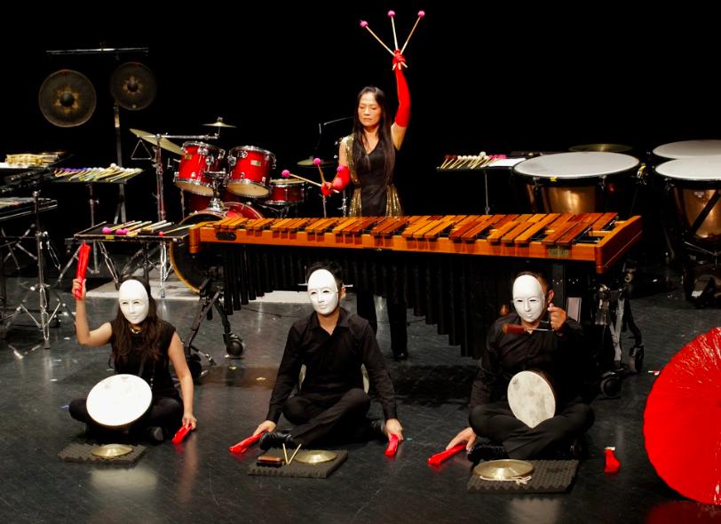 朱宗慶打擊樂團「聚焦加拿大」巡演已於近日落幕(圖/朱宗慶打擊樂團)