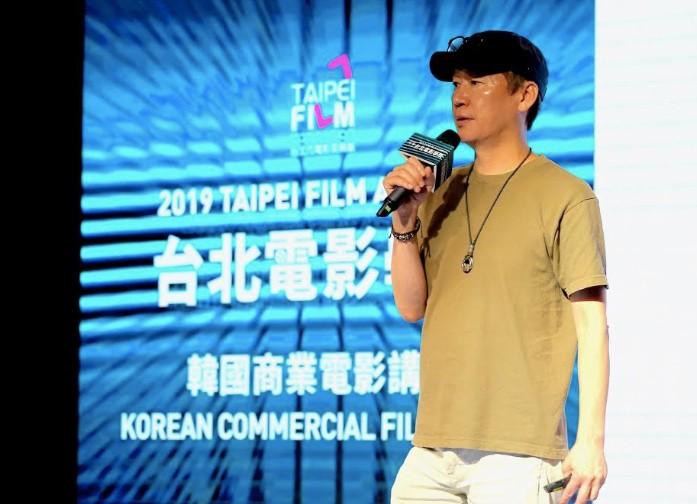 台北電影學院首場講座找來韓國名製片元東淵開講(圖/影委會)