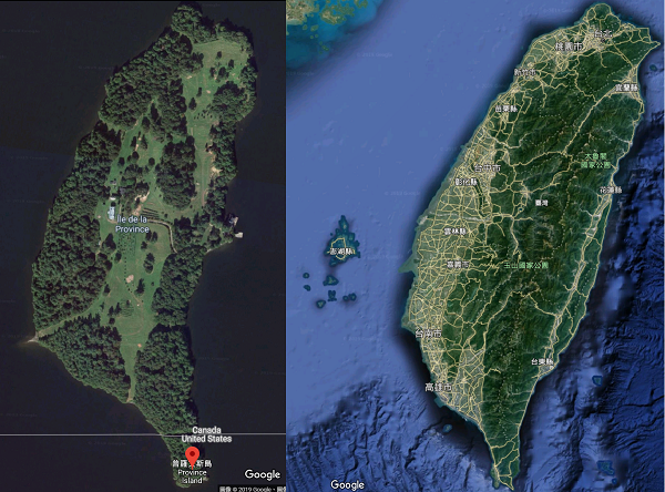 照片擷取自Google Map。