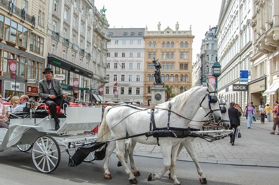 奧地利維也納(圖/pixabay)
